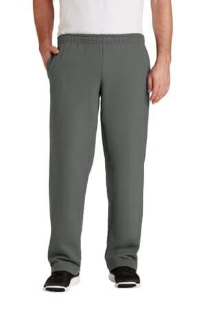 12300 gildan-dryblend open bottom sweatpant