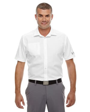 Under armour 1259095 men's ultimate short sleeve buttondown