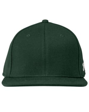 1282141 Under armour flat bill cap-solid