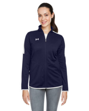 Under armour 1326774 ladies' rival knit jacket