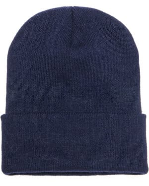 Yupoong 1501 adult cuffed knit beanie