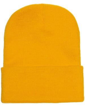 1501 Yupoong adult cuffed knit beanie