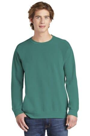 1566 comfort colors ring spun crewneck sweatshirt