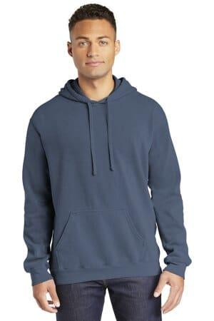1567 comfort colors ring spun hooded sweatshirt