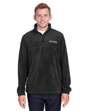 1620191 men's steens mountain half-zip fleece jacket