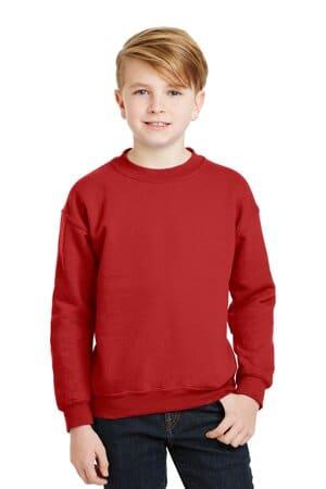 18000B gildan-youth heavy blend crewneck sweatshirt
