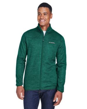 1807681 men's birch woods ii full-zip fleece jacket