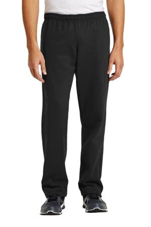 18400 gildan heavy blend open bottom sweatpant