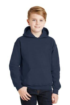 18500B gildan-youth heavy blend hooded sweatshirt