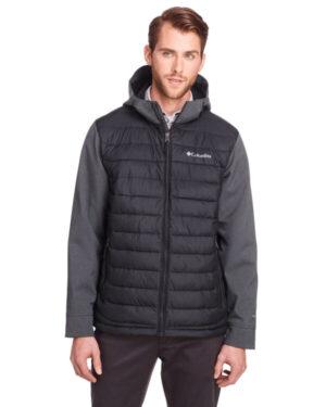 Columbia 1864631 men's powder lite hybrid jacket