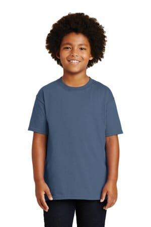 gildan-youth ultra cotton 100% cotton t-shirt 2000b