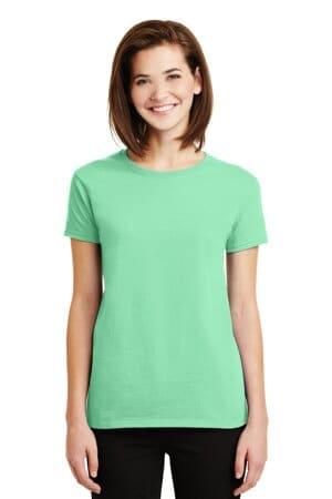 2000L gildan-ladies ultra cotton 100% cotton t-shirt