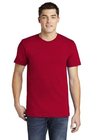 2001A american apparel usa collection fine jersey t-shirt