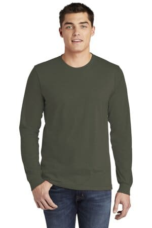 2007W american apparel fine jersey long sleeve t-shirt