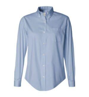 13V0110 Van heusen women's pinpoint oxford shirt