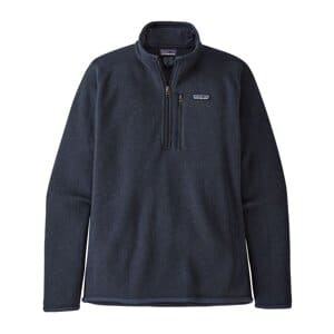 25523 Patagonia Mens Better Sweater 1/4 Zip