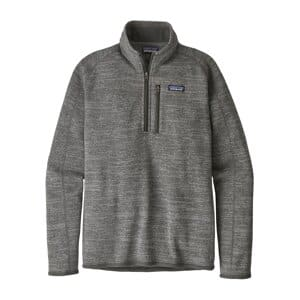 25523 Patagonia Mens Better Sweater 1/4 Zip