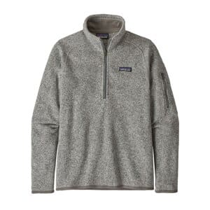 25618 Patagonia Womens Better Sweater 1/4 Zip
