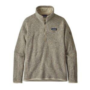 25618 Patagonia Womens Better Sweater 1/4 Zip