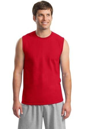 2700 gildan-ultra cotton sleeveless t-shirt