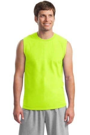 gildan-ultra cotton sleeveless t-shirt 2700
