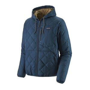 27610 Patagonia Mens Diamond Quilted Bomber Hoody
