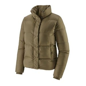 27935 Patagonia Womens Silent Down jacket