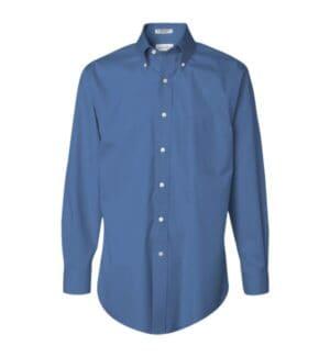 13V0143 Van heusen non-iron pinpoint oxford shirt