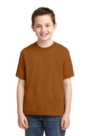 jerzees-youth dri-power 50/50 cotton/poly t-shirt 29b
