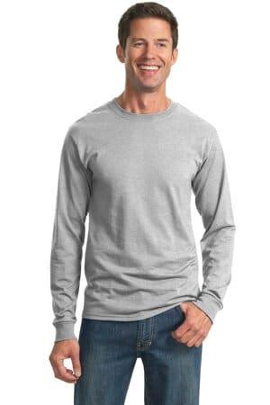 jerzees-dri-power 50/50 cotton/poly long sleeve t-shirt 29ls