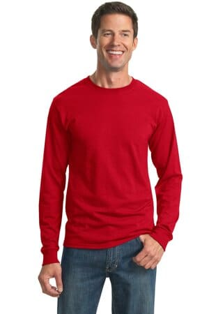 29LS jerzees-dri-power 50/50 cotton/poly long sleeve t-shirt