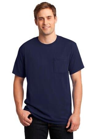 29MP jerzees-dri-power 50/50 cotton/poly pocket t-shirt