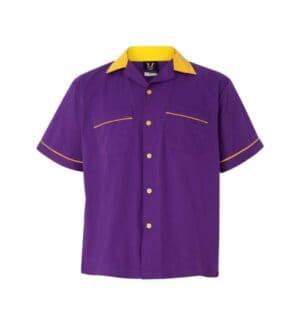HP2244 Hilton gm legend bowling shirt