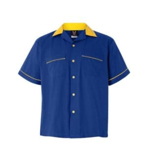 HP2244 Hilton gm legend bowling shirt