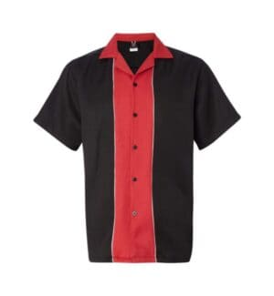 HP2246 Hilton quest bowling shirt