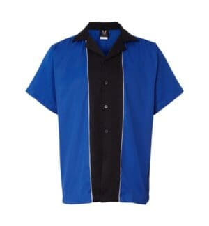 HP2246 Hilton quest bowling shirt