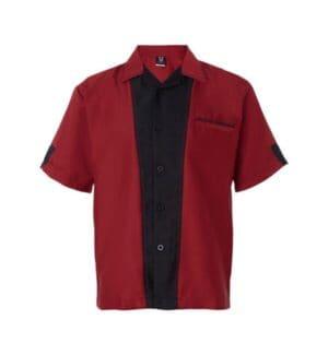 HP2245 Hilton monterey bowling shirt