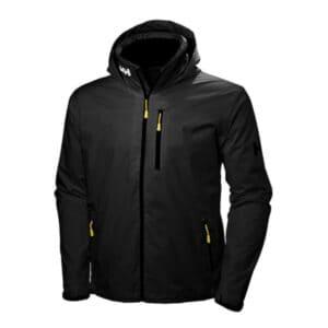 33874H Helly hansen crew hooded midlayer jacket