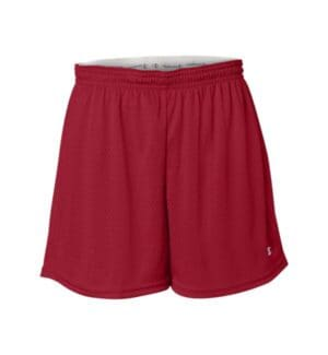CA33 Champion women's tagless active mesh shorts