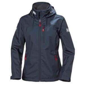 33899H Helly hansen ladies crew hooded jacket