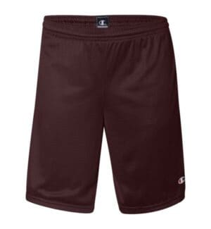 S162 Champion polyester mesh 9 shorts with pockets