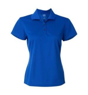 A131 Adidas women's climalite basic sport shirt