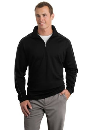 nike dri-fit 1/2-zip cover-up 354060