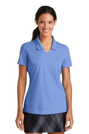 nike ladies dri-fit micro pique polo 354067