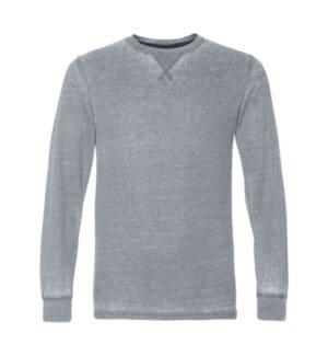 8241 J america vintage zen thermal long sleeve t-shirt