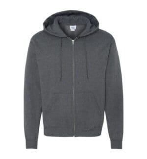 S800 Champion double dry eco full-zip hooded sweatshirt