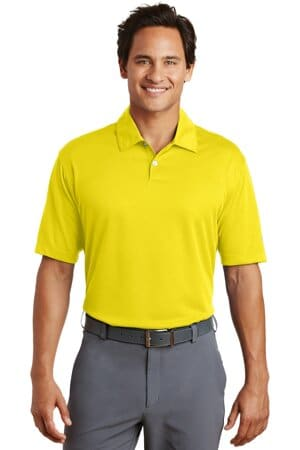 nike dri-fit pebble texture polo 373749