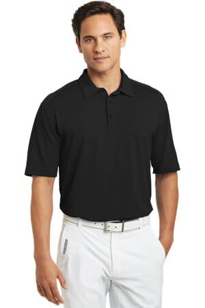 nike dri-fit mini texture polo-378453