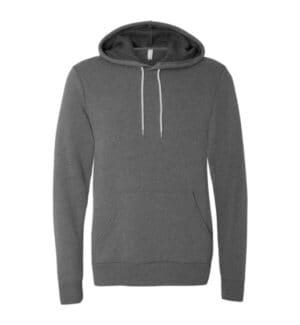 3719 Bella  canvas unisex sponge fleece hoodie