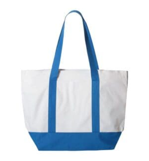 7006 Liberty bags bay view zippered tote